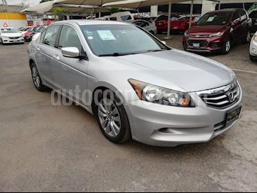 Foto venta Auto usado Honda Accord EXL  (2012) color Plata Diamante precio $160,000