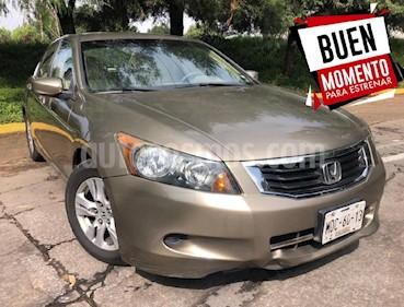 Foto venta Auto Seminuevo Honda Accord LX 2.4L (2009) color Blanco precio $129,000