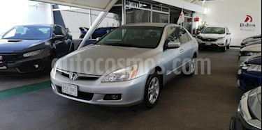 Foto venta Auto usado Honda Accord LX 2.4L (2007) color Plata precio $115,000