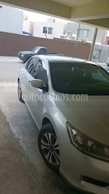 Honda Accord LX  usado (2013) color Plata Diamante precio $185,000