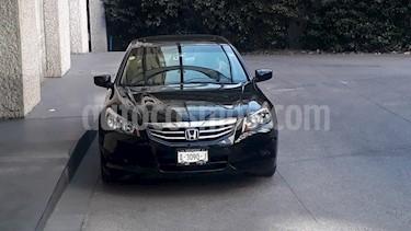 Honda Accord LX  usado (2011) color Negro Cristal precio $160,000