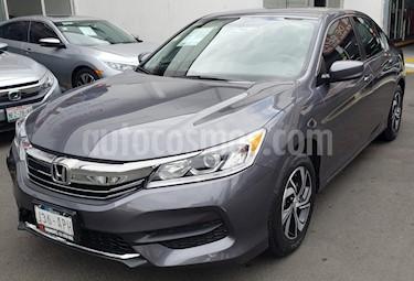 Honda Accord LX usado (2017) color Acero precio $274,000