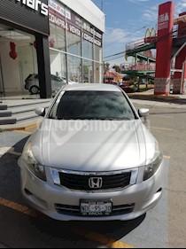 Foto venta Auto usado Honda Accord LX  (2009) color Acero precio $120,000