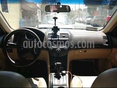 Honda Accord LX  usado (2005) color Plata precio $76,000