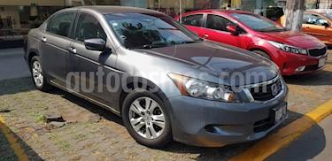 Foto venta Auto usado Honda Accord LX  (2010) color Gris precio $82,000