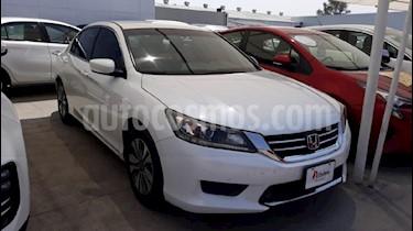 Foto venta Auto usado Honda Accord LX  (2013) color Blanco precio $179,000
