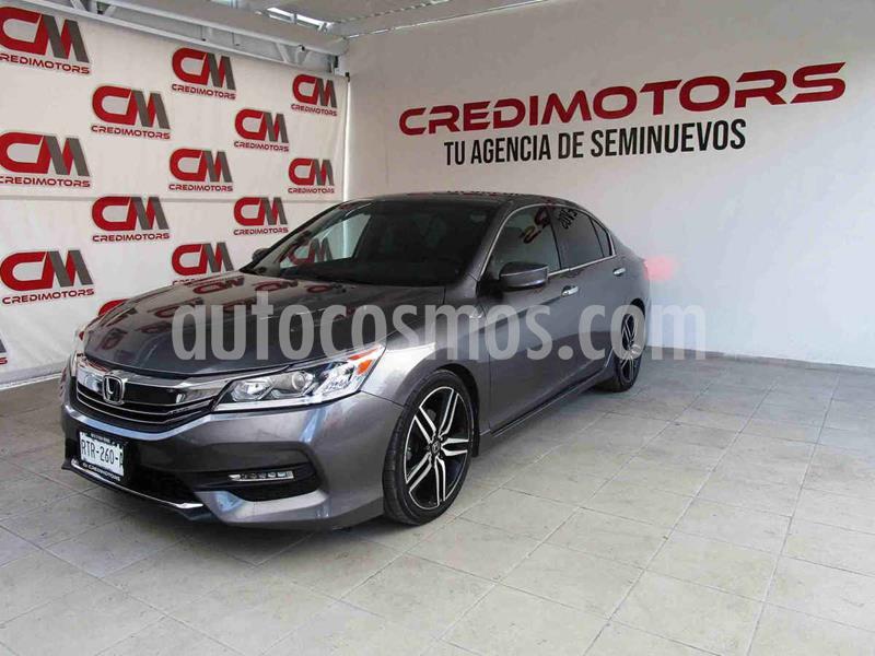 Honda Accord Sport usado (2016) color Gris precio $245,000