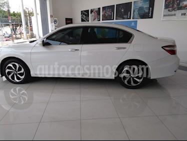 Honda Accord EX usado (2016) color Blanco precio $280,000