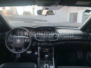 Honda Accord 4p Sport Sedan L4/2.4 Aut usado (2017) color Blanco precio $305,000