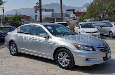 Honda Accord LX  usado (2012) color Plata precio $142,000