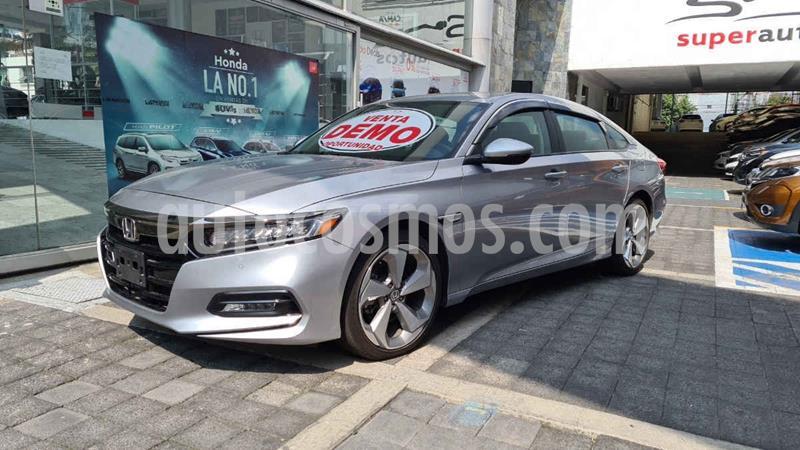 Honda Accord Touring usado (2019) color Plata Dorado precio $513,000