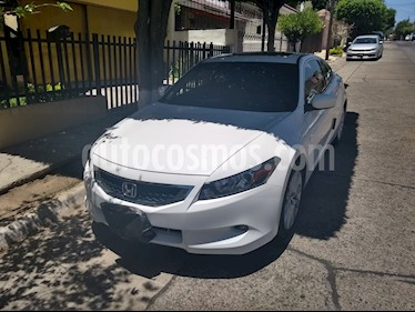 Honda Accord Coupe 3.0L V6 Aut usado (2008) color Blanco precio $140,000