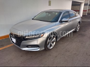 Honda Accord Touring usado (2018) color Plata Diamante precio $440,000
