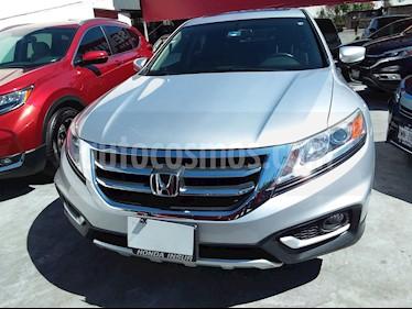 Honda Accord EX 3.5L usado (2013) color Plata precio $205,000