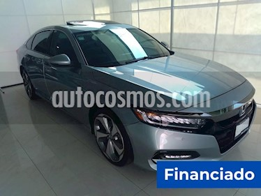 Honda Accord Touring usado (2018) color Plata Diamante precio $113,750