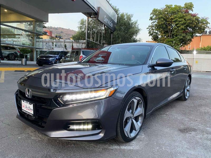 Honda Accord Touring usado (2018) color Gris precio $435,000