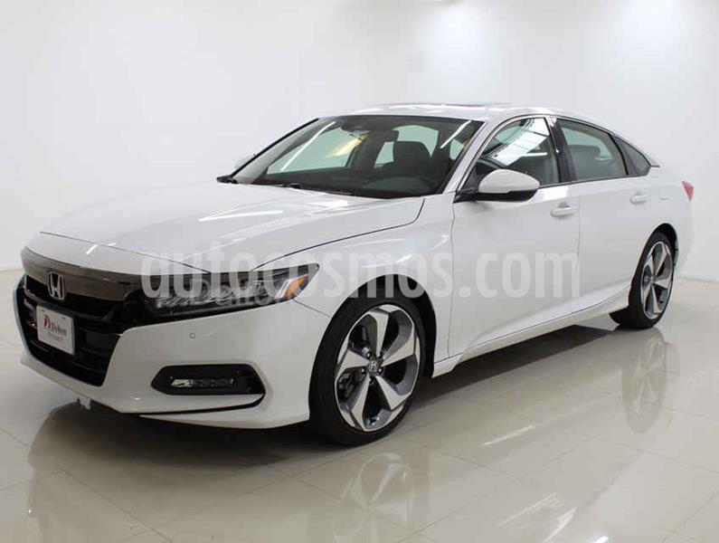 Honda Accord Touring usado (2020) color Blanco precio $545,000