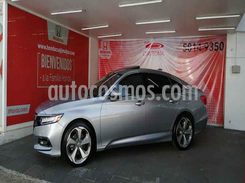 Honda Accord Touring usado (2019) color Plata precio $535,000