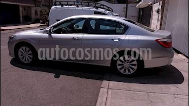 Honda Accord EXL  usado (2013) color Plata Diamante precio $230,000