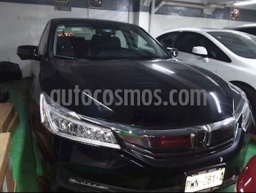 Foto Honda Accord EXL V6 usado (2017) color Negro Cristal precio $325,000