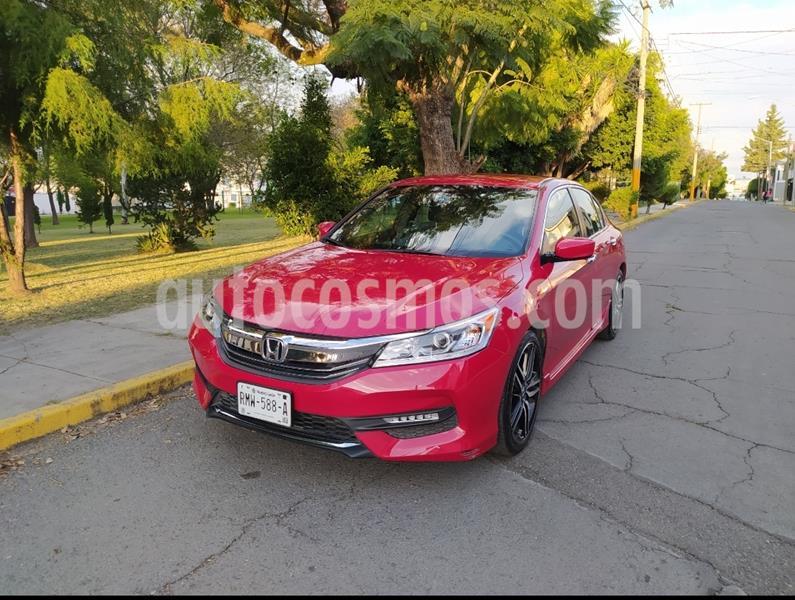 Honda Accord Sport usado (2017) color Rojo precio $259,900