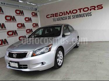 Honda Accord EX-S 2.4L usado (2010) color Plata precio $259,000