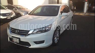 Honda Accord EXL usado (2014) color Blanco precio $198,000