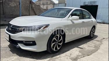Honda Accord EX-L 3.5L V6 usado (2017) color Blanco precio $328,000