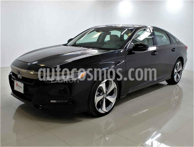 Honda Accord Touring usado (2019) color Negro precio $489,000