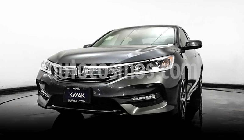 Honda Accord EXL Navi usado (2017) color Gris precio $342,999