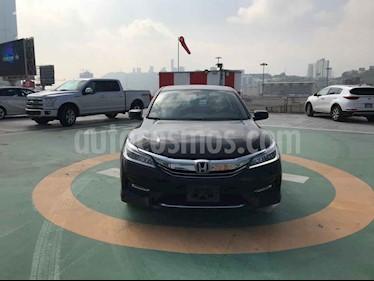 Honda Accord 4p EXL Sedan V6/3.5 Aut usado (2016) color Negro precio $340,000