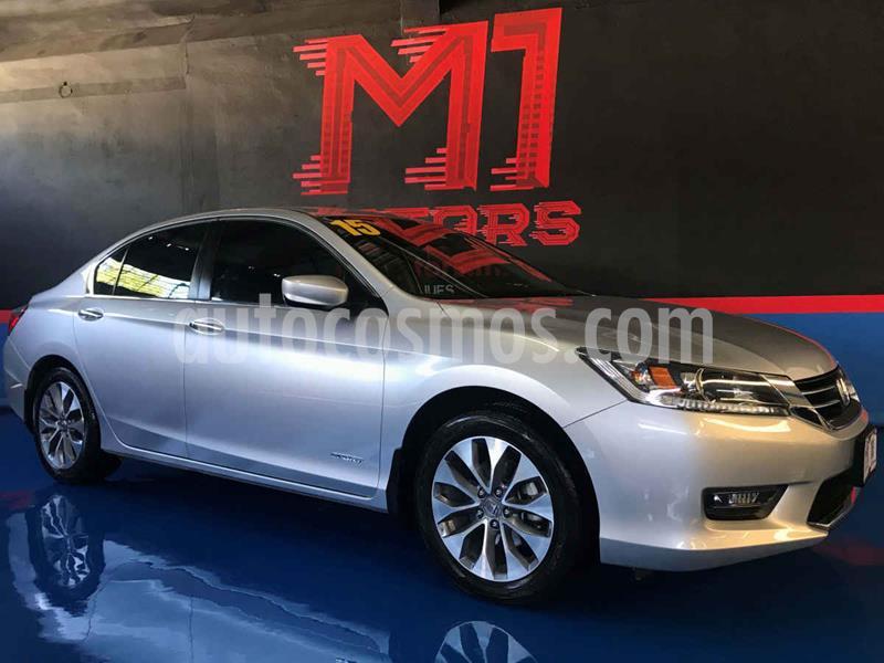 Honda Accord Sport usado (2015) color Plata precio $217,000