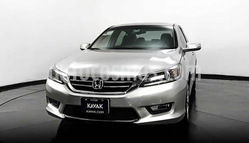 Honda Accord EX-L 2.4L usado (2014) color Plata precio $222,999