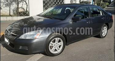 Honda Accord LX  usado (2006) color Gris precio $83,000