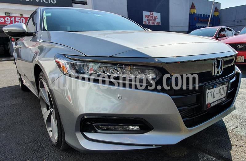 Honda Accord Touring usado (2019) color Plata precio $475,000