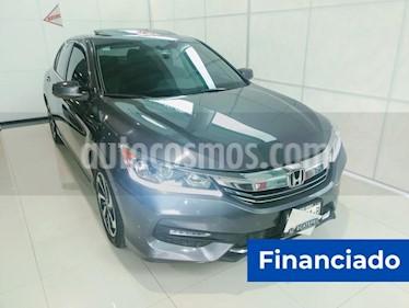 Honda Accord EXL Navi usado (2017) color Acero precio $115,500