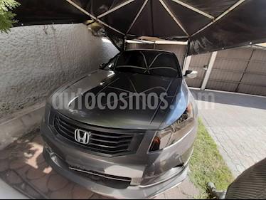Honda Accord EXL V6 usado (2008) color Gris precio $98,000