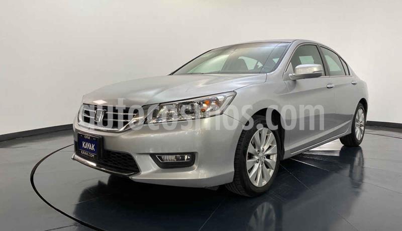Honda Accord EXL  usado (2013) color Plata precio $212,999