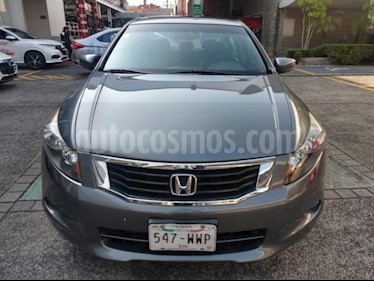 Honda Accord EX 3.5L usado (2010) color Gris precio $139,000