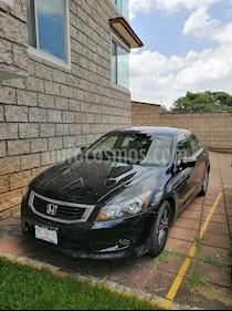 Honda Accord LX  usado (2010) color Negro precio $115,000