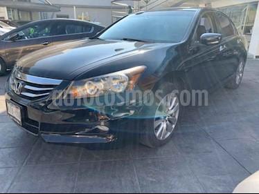 Foto Honda Accord EX 3.0L V6 usado (2012) color Negro precio $165,000