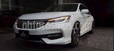 Honda Accord 4P EXL V6 TA A/AC. AUT. QC PIEL GPS F. NIEBLA RA- usado (2016) color Blanco precio $295,000