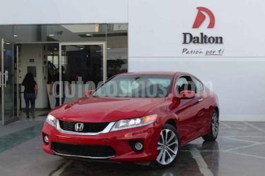 Honda Accord EX-R Coupe V6 Aut usado (2013) color Rojo precio $239,000