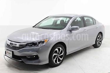 Honda Accord 4p EXL Sedan L4/2.4 Aut Navi usado (2016) color Plata precio $299,000