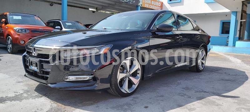 Honda Accord Touring usado (2019) color Negro precio $485,000
