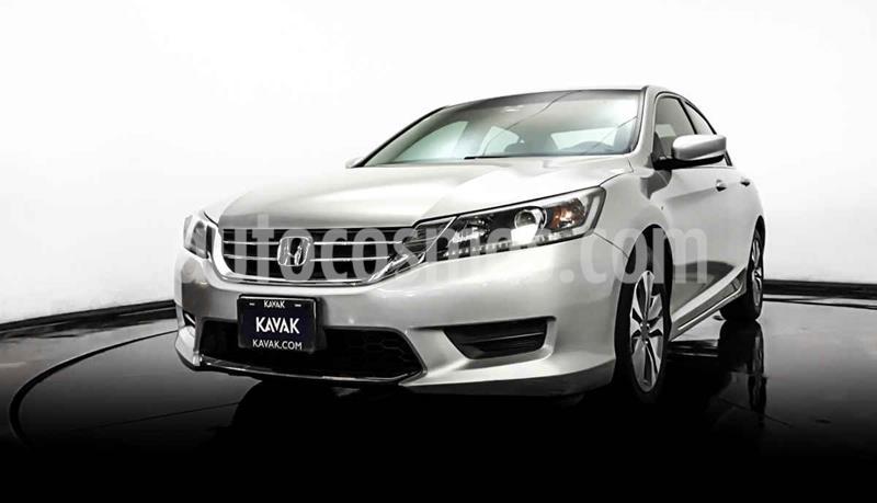 Honda Accord LX  usado (2013) color Blanco precio $182,999
