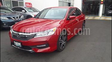 Honda Accord Sport usado (2017) color Rojo precio $295,000