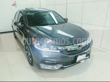 Honda Accord EXL Navi usado (2017) color Acero precio $330,000
