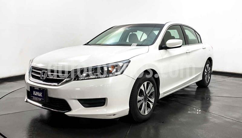 Honda Accord LX  usado (2013) color Blanco precio $179,999