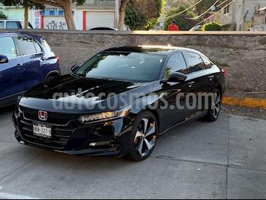 Honda Accord Touring usado (2019) color Negro precio $495,000